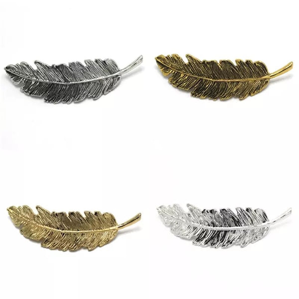 Leaf Hair Clip - LOW STOCK - The Songbird Collection