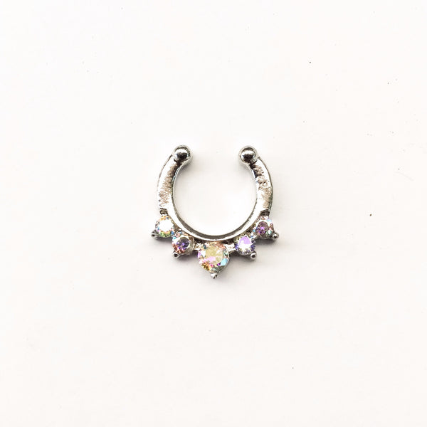 Faux Septum Rings - The Songbird Collection