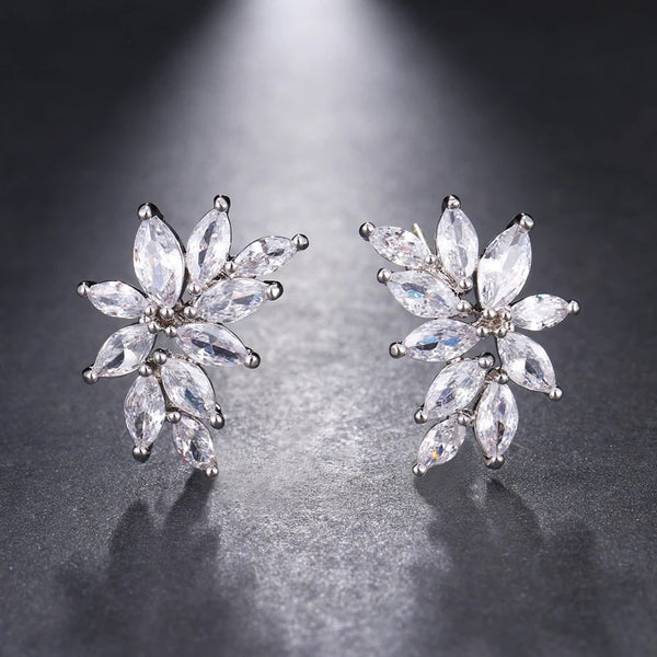 Radiance Stud Earrings - The Songbird Collection