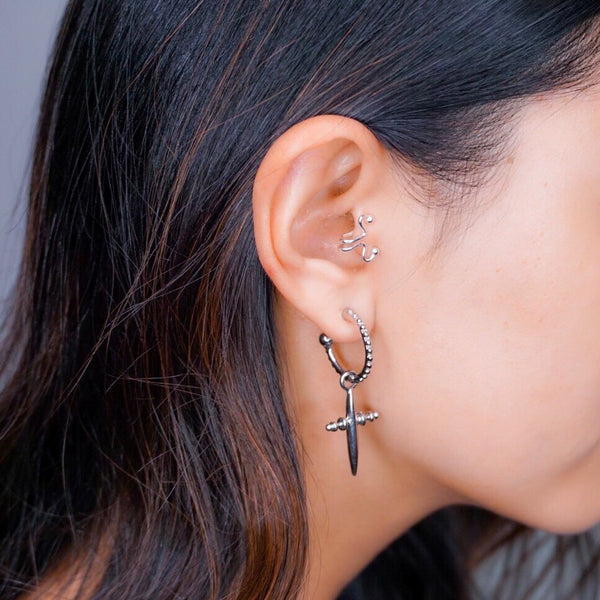 Daggers + Crosses Earrings - 5 Choices! LOW STOCK!! - The Songbird Collection