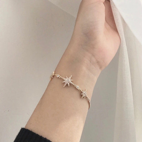 North Star Bracelet - LOW STOCK! - The Songbird Collection