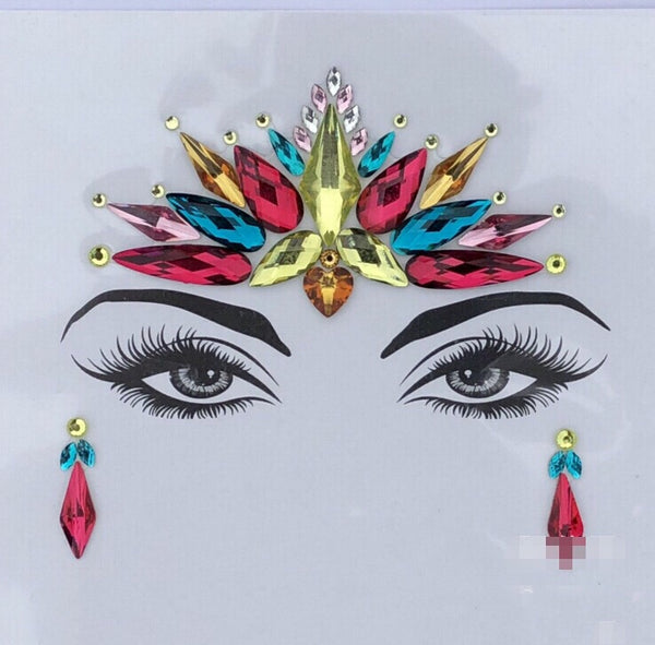 Empress Face Gems - LOW STOCK!! - The Songbird Collection