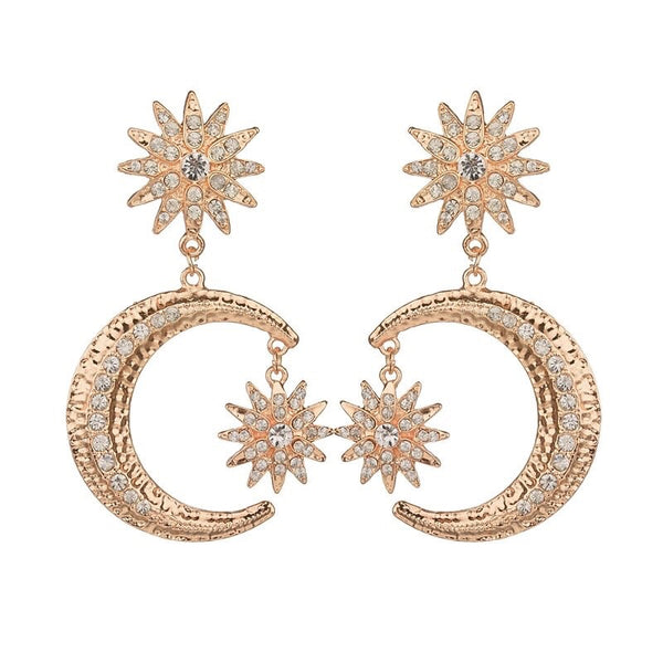 Heavenly Celestial Earrings