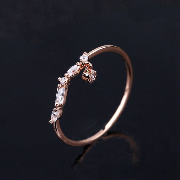 Cara Lin Ring - LOW STOCK! - The Songbird Collection