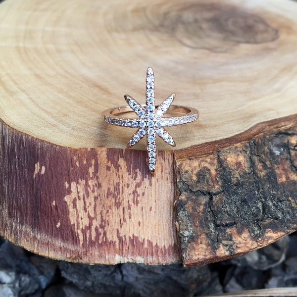 Cancer Constellation Ring - Selling Out fast! - The Songbird Collection