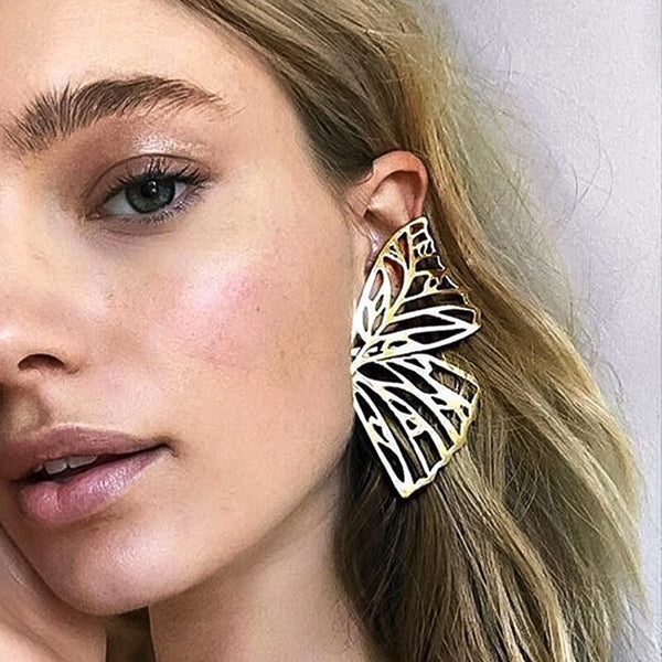 Monarch Butterfly Earrings - Restocked!! 2019 Fan Favorite! - The Songbird Collection