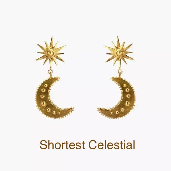 Celestial Eye Earring Collection - 4 Styles! - The Songbird Collection