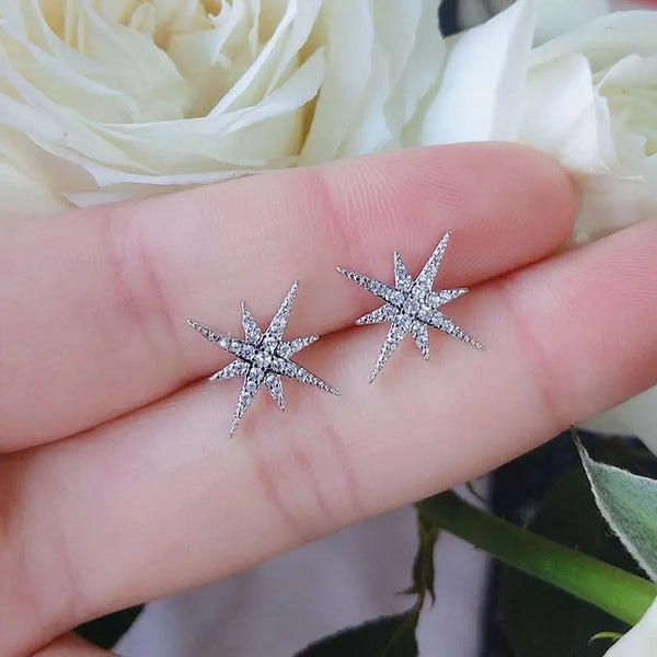 North Star Earrings - 7 LEFT! - The Songbird Collection