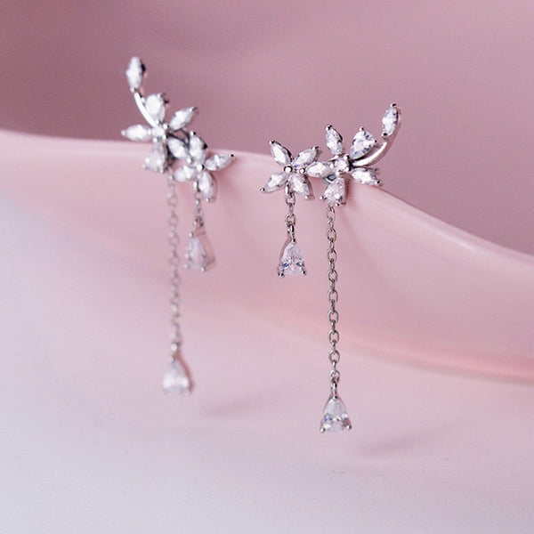 Floral Romance Earrings - Restocked!! - The Songbird Collection
