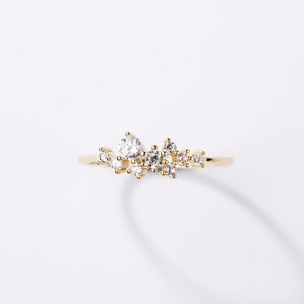 Cassiopeia Ring - Astro Muse Collection *HURRY! SELLING FAST - The Songbird Collection