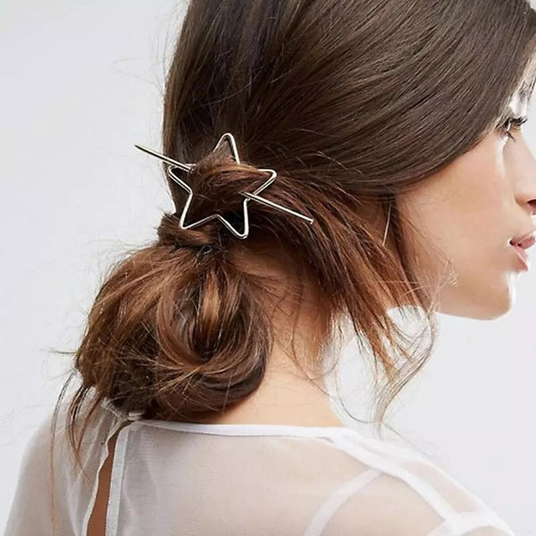 Star Hair Pin - Almost Sold Out! - The Songbird Collection