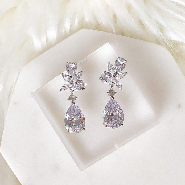 Pristine Earrings - The Songbird Collection