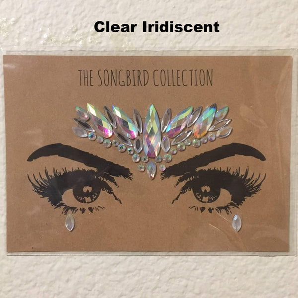 Shimmer and Shine Face Jewels - 7 COLORS Selling Out Fast! - The Songbird Collection