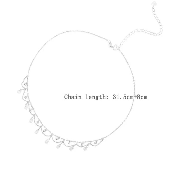 Silver Ball Sterling Silver Choker - The Songbird Collection