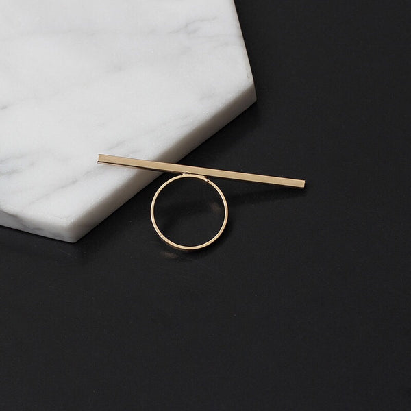 Linea Bar Ring - The Songbird Collection