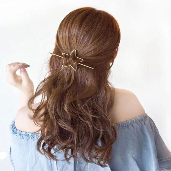 Star Hair Pin - Almost Sold Out!