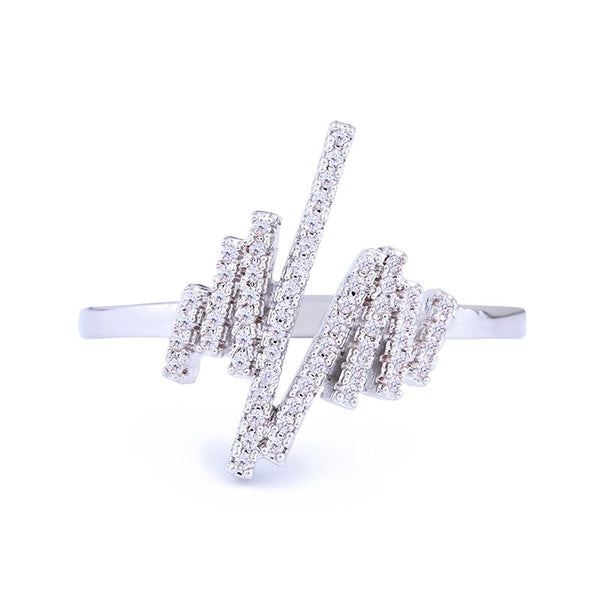 Cressida Ring - Astro Muse Collection - The Songbird Collection