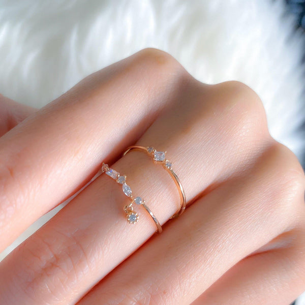 Cara Lin Ring - RESTOCKED!! - The Songbird Collection