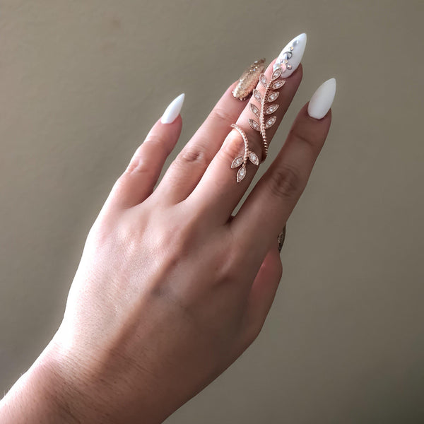 Cascading Leaves Ring - Hurry! Almost SOLD OUT!!