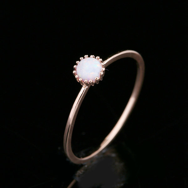 Cora Opal Ring