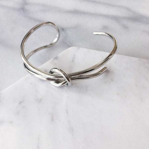Knotty or Nice Cuff - The Songbird Collection