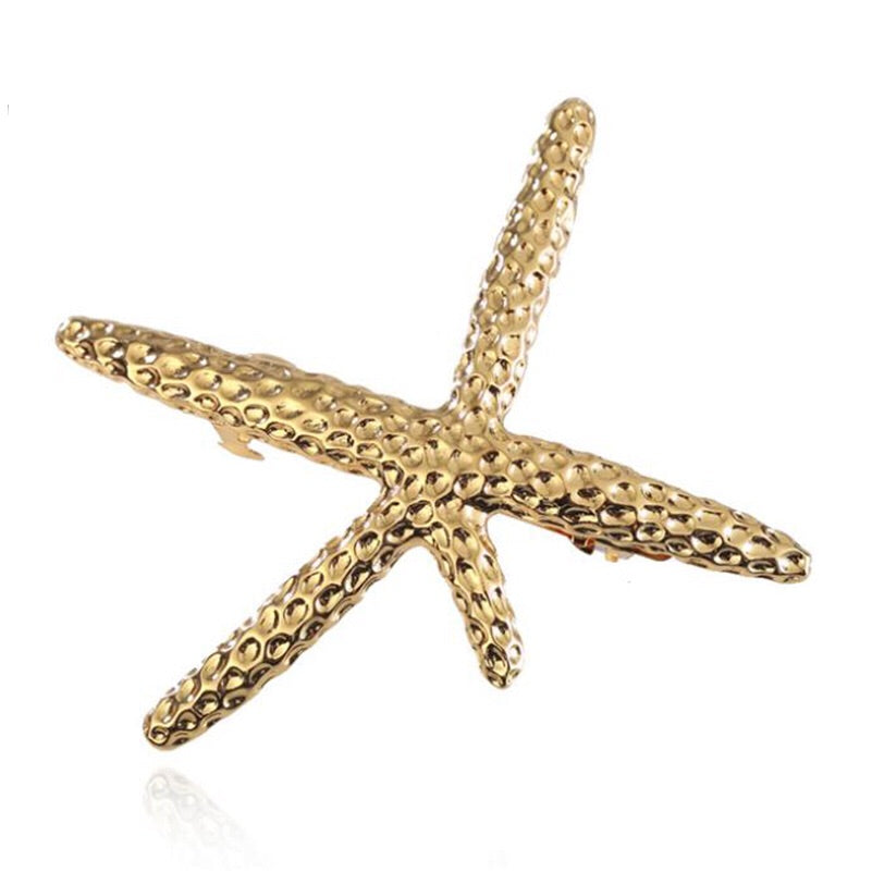 Sea Star Hair Clip - LOW STOCK!! - The Songbird Collection