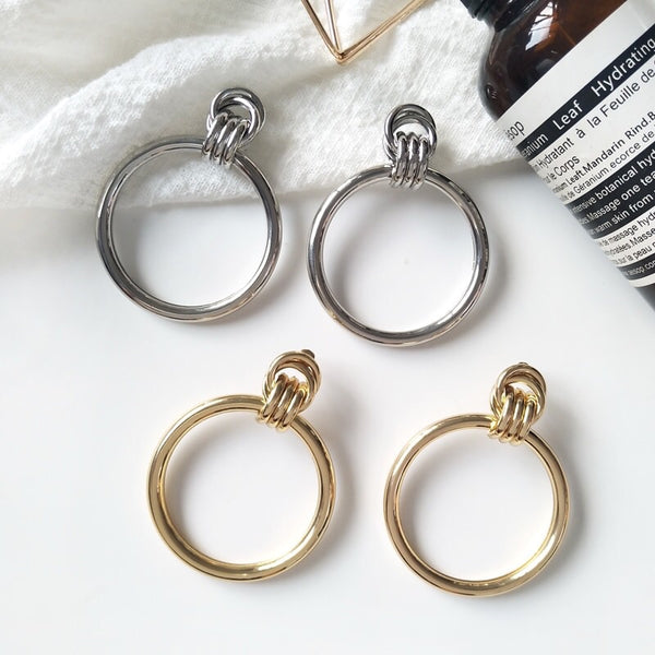 Kenzie Hoop Earrings - LOW STOCK!  LAST CHANCE!! - The Songbird Collection