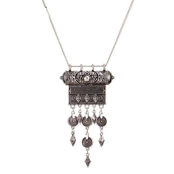 Cairo Statement Necklace - The Songbird Collection
