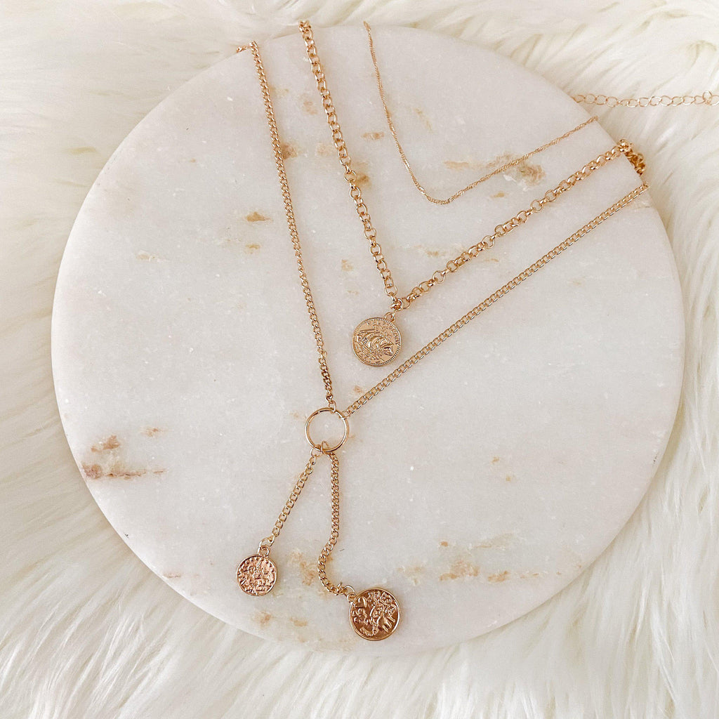 Bellissima Pendant Necklace - LOW STOCK!! - The Songbird Collection