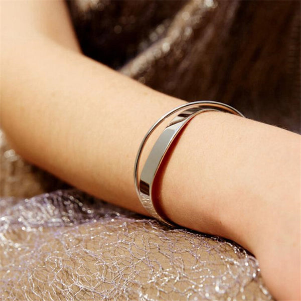 Slick & Sleek Cuff - The Songbird Collection