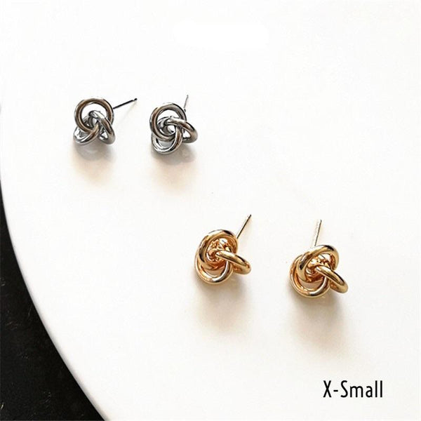 Infinity Loop Earrings - 3 Timeless, Classic Styles! - The Songbird Collection