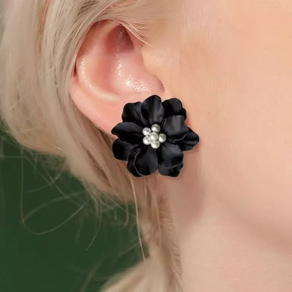 Rosalie Earrings - Now In Black Too! LAST CHANCE! - The Songbird Collection