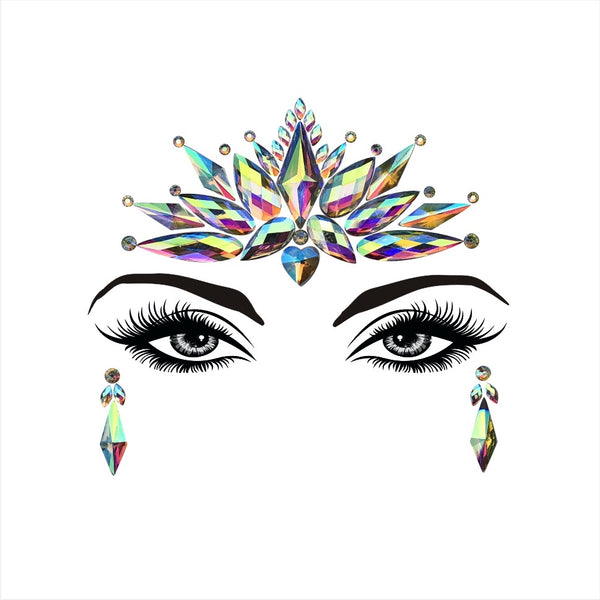 Empress Face Gems - 2019 NEW!! 4 Colors! - The Songbird Collection