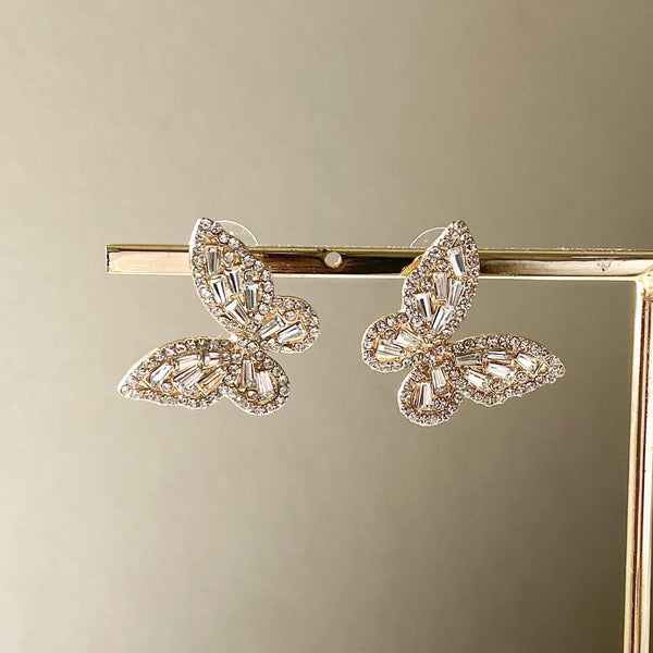 Papillion Butterfly Earrings