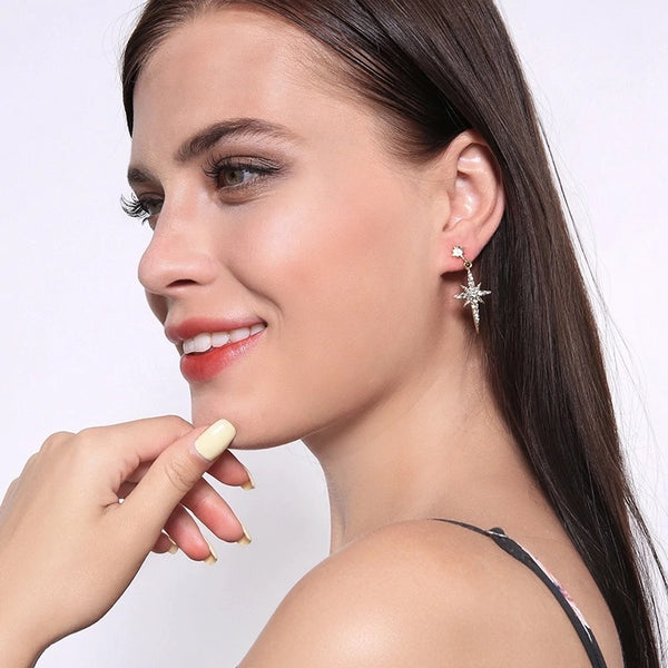 Lumira Asymmetric Earrings - RESTOCKED & ON SALE!! - The Songbird Collection