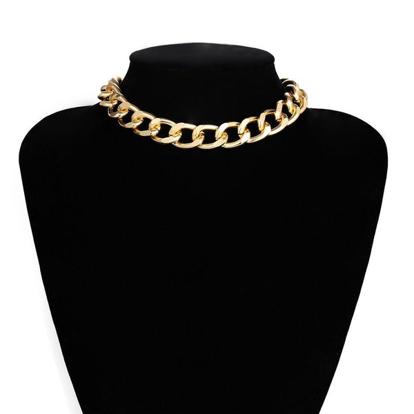 La Cubana Chunky Chain Necklace