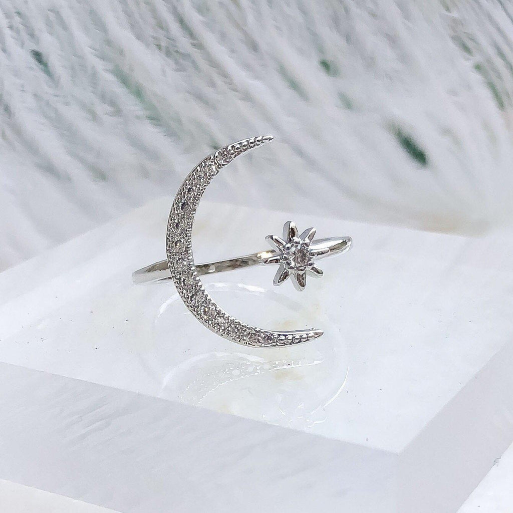 Luna Ring - Astro Muse Collection 🌙 LOW STOCK!! - The Songbird Collection