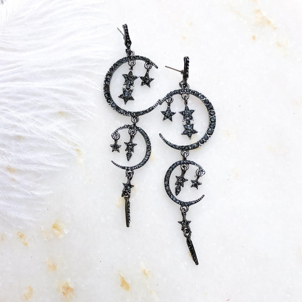 Starry Dreams Earrings - RESTOCKED!!