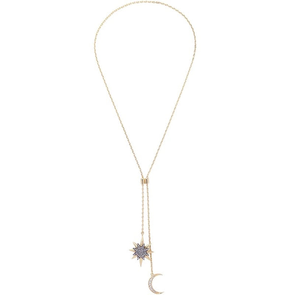 Moonlight & Starlight Lariat Necklace - The Songbird Collection