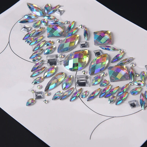 Sparkle Body Gems - 12 Designs LOW STOCK! - The Songbird Collection