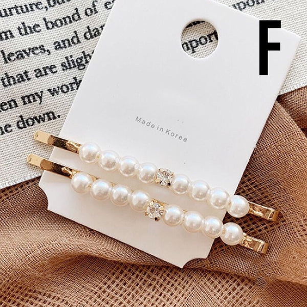 Pearl Hair Pin Set - 12 Sets ~ HURRY! LAST CHANCE!! - The Songbird Collection
