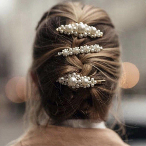 Pearl Hair Pins - All 10 Styles LAST CHANCE!! Low Stock, Hurry! - The Songbird Collection