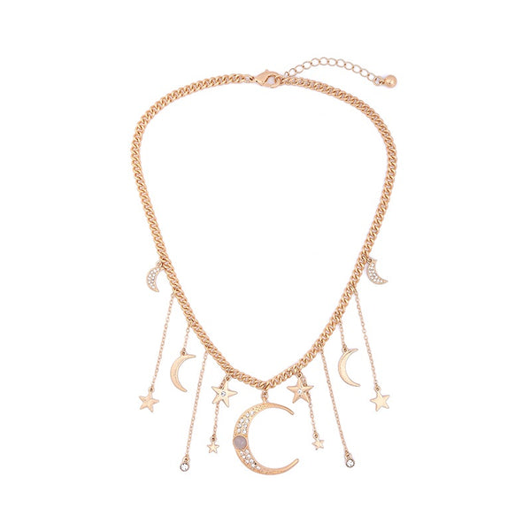 Moonstruck Statement Necklace - Low stock - The Songbird Collection
