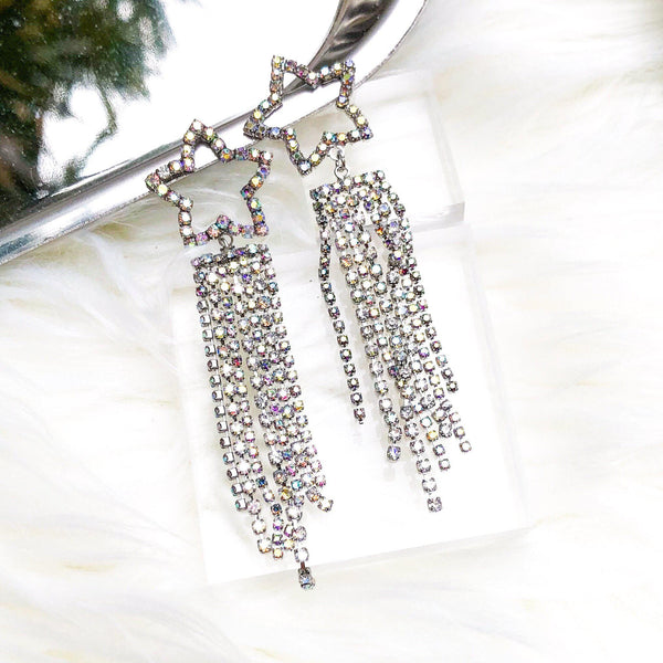 Night Star Earrings - The Songbird Collection