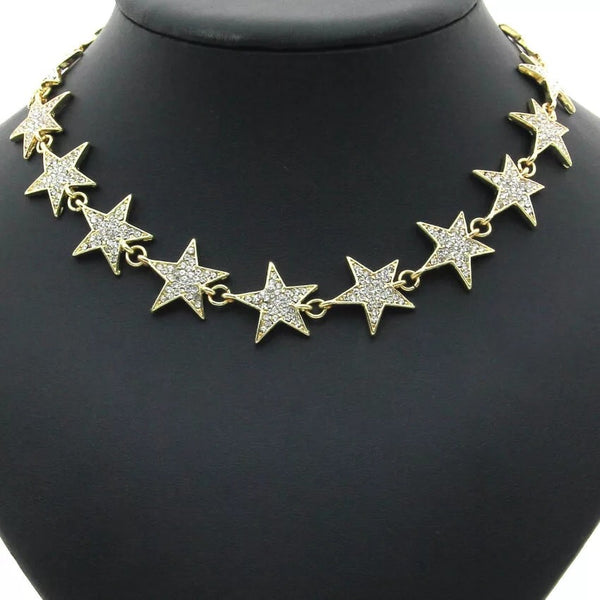 Star Spangled Choker - The Songbird Collection