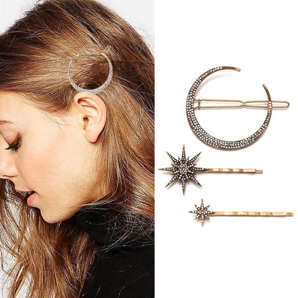 Stargazer Hair Pin Set
