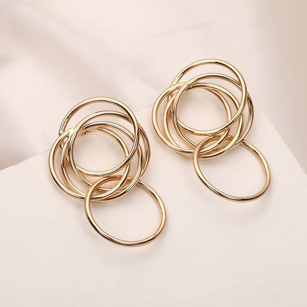 Charlotte Mini Hoop Earrings - The Songbird Collection
