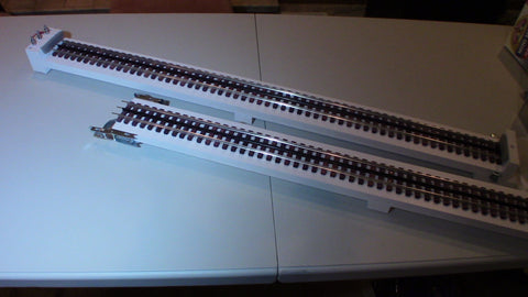 tt-4XL O Gauge High Rail Extended length Test Track