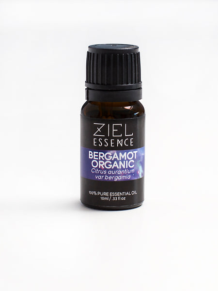 Bergamot Organic Essential Oil