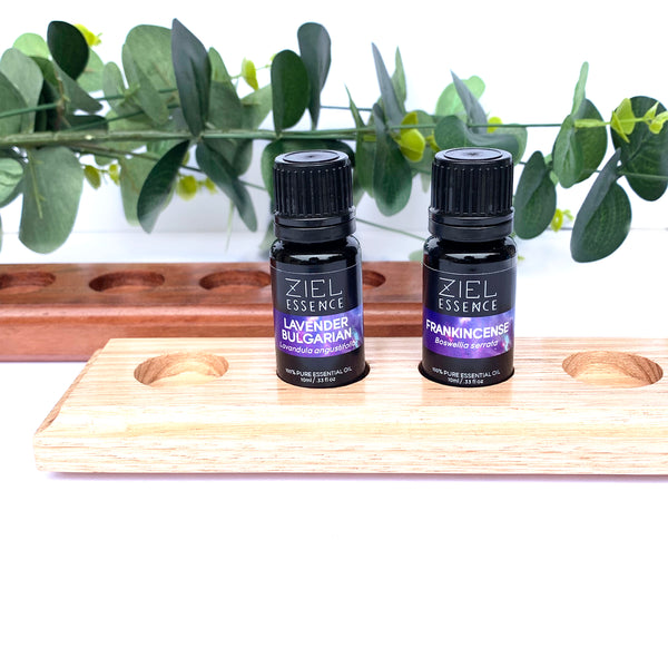 Essential Oil + Stand Gift Set